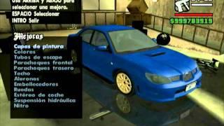 getlinkyoutube.com-GTA San Andreas - Tuning Cars Mod (part 3)