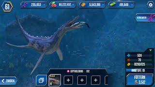 getlinkyoutube.com-Jurassic World: Das Spiel #32 Leptocleidus-Event [60FPS/HD]