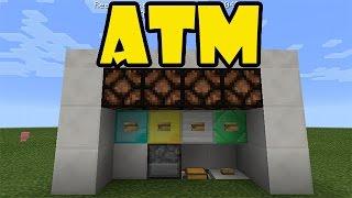 getlinkyoutube.com-ATM TUTORIAL | Minecraft PE Redstone Contraption