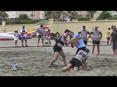 Este sábado se llevan a cabo las Series Españolas de Rugby beach 5