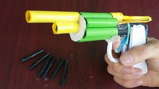 getlinkyoutube.com-My amazing 10 paper Guns Evolution - Stupid and Complicated