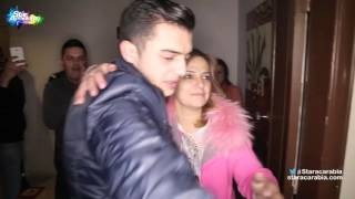 getlinkyoutube.com-وصول رافاييل جبور الى منزله بعد خروجه من البرايم 14 - ستار اكاديمي 11 - 16/01/2016