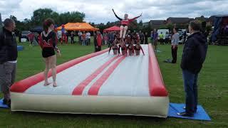 getlinkyoutube.com-Mickleover Gymnastics Club, Tumble track at Hilton, Derby 1.7.12