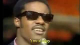 getlinkyoutube.com-Stevie Wonder - Yesterme Yesteryou Yesterday (ORIGINAL)