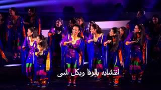 getlinkyoutube.com-أوبريت كويت الصدق و الوفاء 2014 لوحة الإمارات