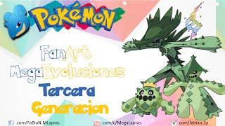 getlinkyoutube.com-Pokémon - Mega Evoluciones Tercera Generación (FAKE // OFICIALES)