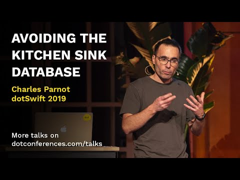 Avoiding the Kitchen Sink Database