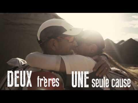 Un urgentologue de l'hôpital Sainte-Anne et son frère réalisent un défi de taille