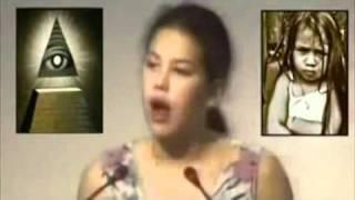 getlinkyoutube.com-Девочка, заставившая мир замолчать на 6 минут...