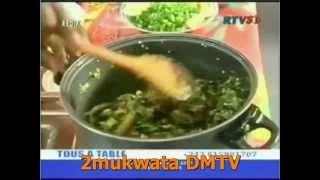 getlinkyoutube.com-Yeba nde Kolamba 3 legumes au poisson