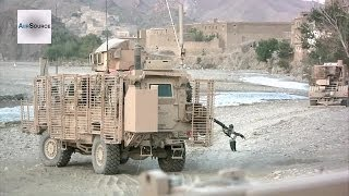 getlinkyoutube.com-Clearing the Route - US Army Route Clearance Convoy in Afghanistan