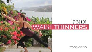 getlinkyoutube.com-Essentrics Workout - Waist Thinners