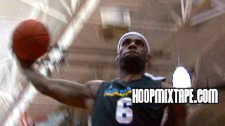 getlinkyoutube.com-LeBron James OFFICIAL Lockout Hoopmixtape! Best Player In The World Right Now?