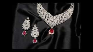 getlinkyoutube.com-Diamond Necklace models