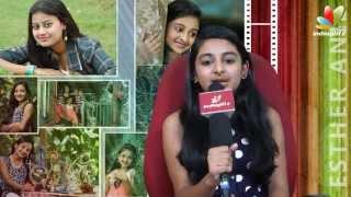 getlinkyoutube.com-Drishyam child compares Kamal vs Mohanlal & Meena vs Gauthami : Esther Interview | Papanasam