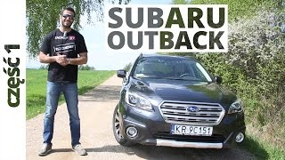 getlinkyoutube.com-Subaru Outback 2.5i 175 KM, 2015 [PL/ENG] - test AutoCentrum.pl #200