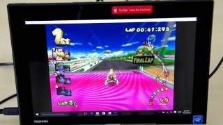 getlinkyoutube.com-Dolphin Wii Gamecube Emulator: Atom x5-z8300