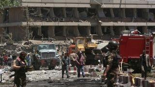 Deadly car bomb blast inside Afghanistan's capital city