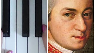 getlinkyoutube.com-Turkish March by Mozart | EASY PIANO TUTORIAL