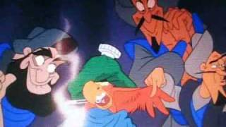 """getlinkyoutube.com-Aladdin and King of the thieves """"Welcom to the forty thieves"""" Russian"""