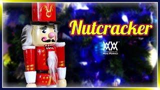 getlinkyoutube.com-Nutcracker Turned on the Lathe | Challenging!