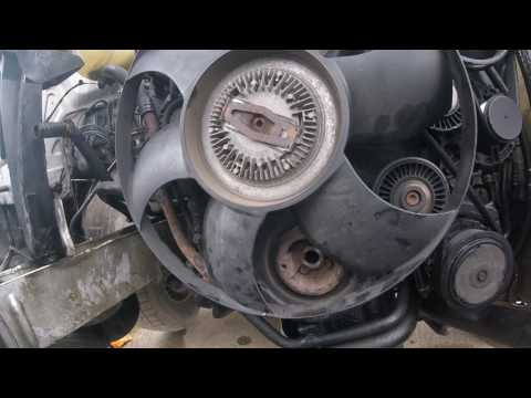 ЗАМЕНА РЕМНЯ ГРМ Volkswagen crafter How to change Timing Belt on VW crafter