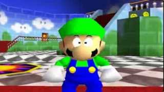 getlinkyoutube.com-SM64: the adventures of mario and luigi ep4