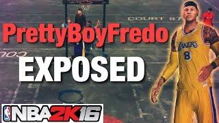 getlinkyoutube.com-PRETTYBOYFREDO GETS EXPOSED!! (MUST WATCH) | SSH EXPOSED! | NBA 2K16 MyPark 3v3 RIVET CITY Exposing