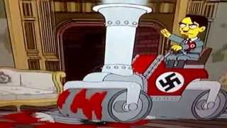 Hitler in The Simpsons