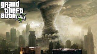"getlinkyoutube.com-GTA 5 Mods ""TORNADO MOD"" (GTA 5 TORNADOES VS CITY MOD) (GTA 5 Funny Moments Compilation)"