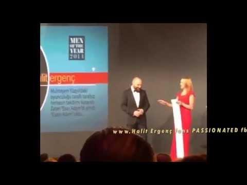 Halit Ergenc... ''Man of the Year'' GQ Magazine-Awards