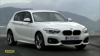 getlinkyoutube.com-BMW Serie 1 restyling: prova su strada