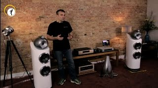 Präsentation: Bowers & Wilkins 800 D3 Serie (802 D3)