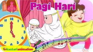 getlinkyoutube.com-Lagu Anak Indonesia Bangun Tidur Taman Kanak Kanak | Kastari Animation Official