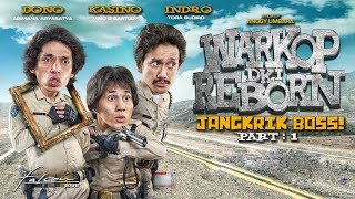 getlinkyoutube.com-Warkop DKI Reborn : Jangkrik Boss Part 1 | Official Teaser | 8 September on Cinemas