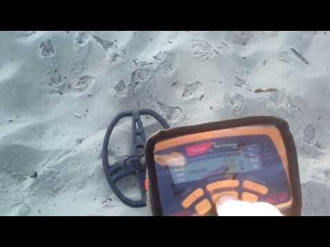 Пляжный поиск - впечатления новичка