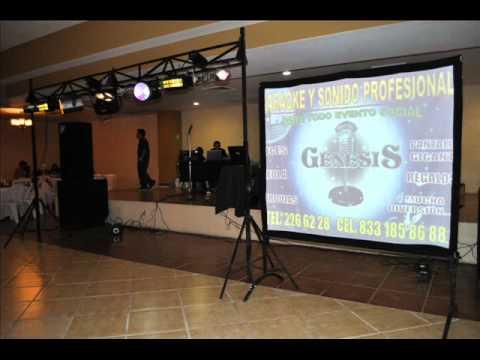 Genesis Producciones Show Musica en Vivo - Luz y Sonido Profesional