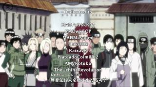 getlinkyoutube.com-【MAD / MEP】 Naruto Shippuden Opening - 「The Truth」