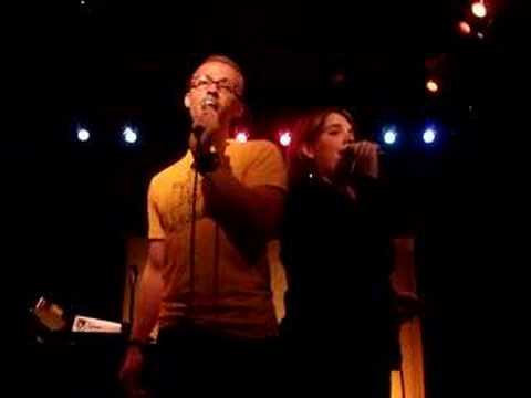 Marty Thomas and Kate Pazakis sing Who Will Love Me As I Am
