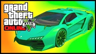 "getlinkyoutube.com-GTA 5 Online: BEST Paint Jobs - GTA 5 ""Neptune Green"" ""Midnight Pink"" & More! (GTA V Online)"