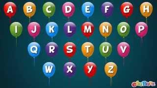 getlinkyoutube.com-ABC Songs for Children | ABC Balloon Song