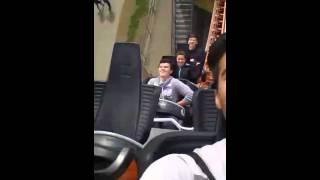 getlinkyoutube.com-وحشت دو جوان ایرانی در شهر بازی اروپا