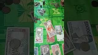 Uang kuno jaman perjuangan
