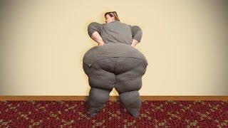 getlinkyoutube.com-Hips Don't Lie: Plus-Size Model Wants World's Largest Hips