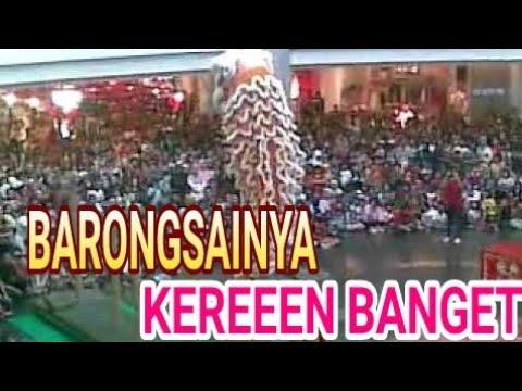 atraksi barongsai yang luar biasa (lion dance incredible attractions)
