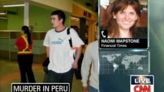 getlinkyoutube.com-Joran Van Der Sloot Wanted in Peruvian Murder - CNN 2010-06-03