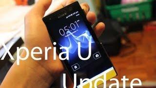 getlinkyoutube.com-Xperia U ICS Update