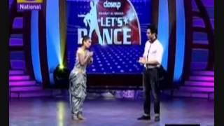 Bharat Ki Shaan Let's Dance 2014 - Swetha Warrier