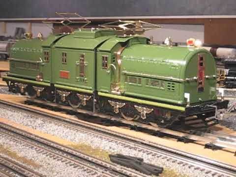 Lionel Corporation Tinplate 381SS &quot;Brute&quot; (Standard Gauge)