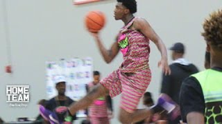 getlinkyoutube.com-15 Yr Old Kyree Walker Is A Man Child - Best Freshman In The Country